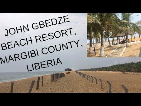 John GBEDZE Beach Resort, Margibi County, Liberia | My Last Weekend In Liberia | SheaMoringaTV