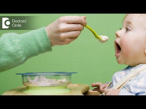 Mistakes parents make when feeding their kids Dr. Shaheena Athif