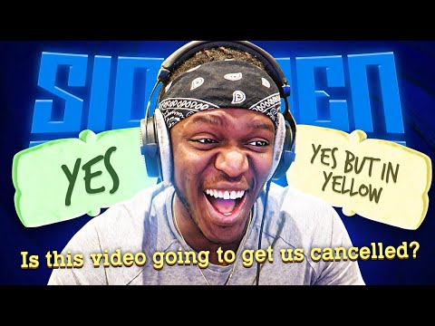 ANOTHER QUESTIONABLE QUIPLASH (Sidemen Gaming) |