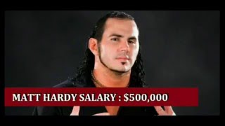 Top 10 Highest Paid TNA Wrestlers in 2016