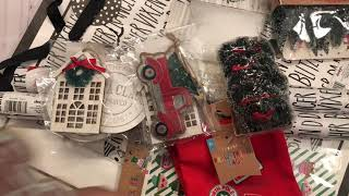 Christmas wrapping supplies haul! Check out this years theme :)