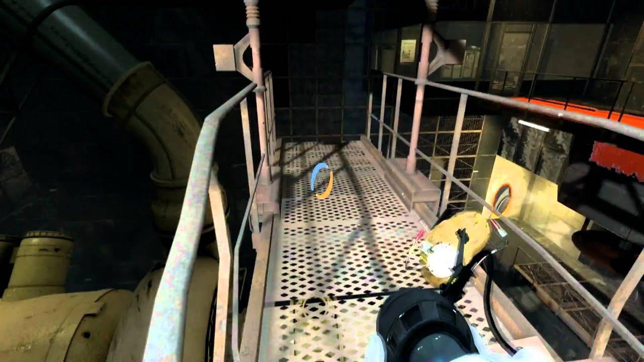 Portal 2 Complete Walkthrough - Chapter 7 - The Reunion [1080p]