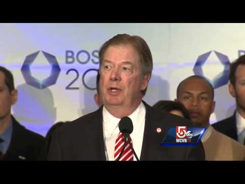 Official: Boston bid for 2024 Olympics will be