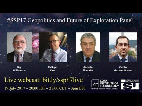Geopolitics and Future of Exploration