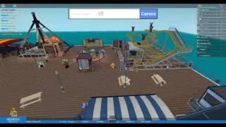 Roblox showcase: The Seaside Pleasure Pier!! - by TomsTown