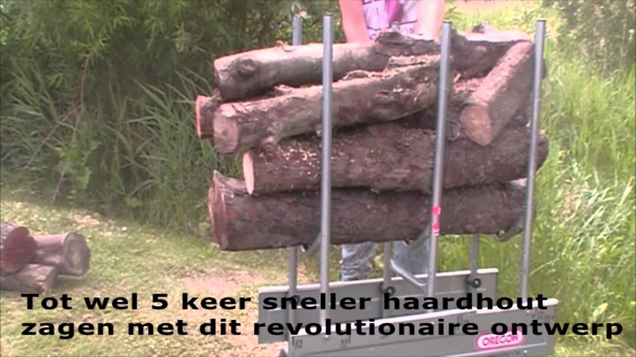 Besparen Op Openhaardhout : Opvouwbare zaagbok: oregon easy cut dé zaagbok voor het zagen van