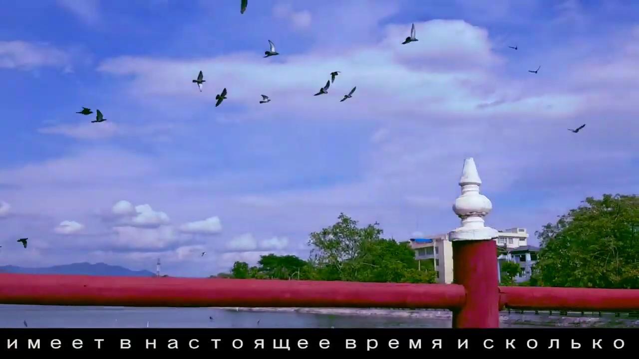 Кхант Кхине (Мьянма): конкурс видеороликов Россия — АСЕАН 2019