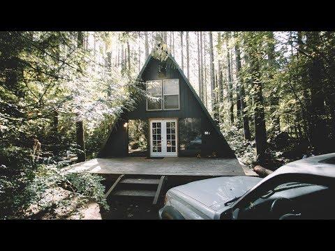 Coolest Cabin in Washington.