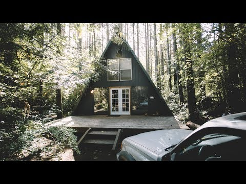 Coolest Cabin in Washington.