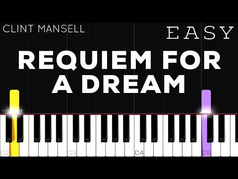 Requiem For A Dream | EASY Piano Tutorial
