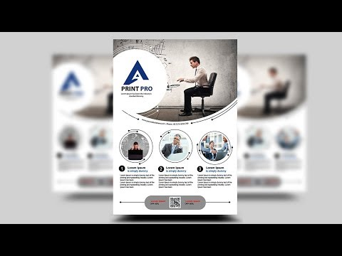 Professional Corporate Flyer | Photoshop Tutorials