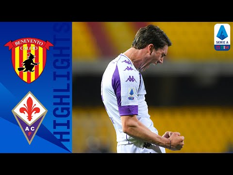 Benevento Fiorentina Goals And Highlights