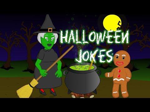 Halloween Jokes | Witch Jokes | Jokes For Children