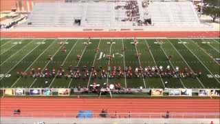 Robert E Lee HS Marching Band 2013 - Legend