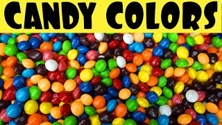 Learn Colors with Skittles!