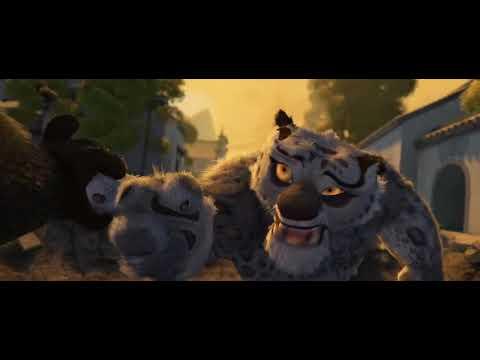 Kung Fu Panda Full Movie In Hindi In Part 18