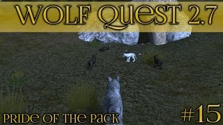 Warnings from the Ancestors 🐺 Wolf Quest 2.7 - Pride of the Pack 🐺 Episode #15