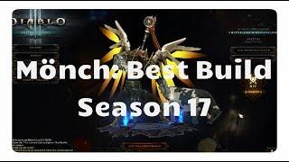 Mönch: Der beste Build für Season 17 (LON WoL Build, Patch 2.6.5)