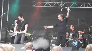 XSM (Ex Simple Minds) - New Gold Dream (81, 82, 83, 84) (Live @ Good Heavens Festival, Oldenzaal)
