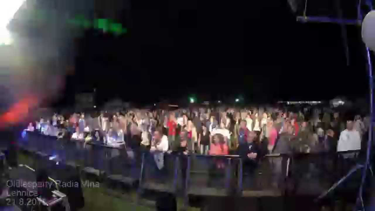 0f742f1b2 Oldies party Rádia Vlna - časozberné video - YouTube