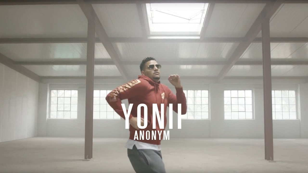Download YONII - ANONYM prod. by LUCRY (Official 4K Video)