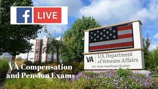 VA Compensation and Pension Exams