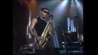 Kirk Whalum Giant Steps In Montreux 90