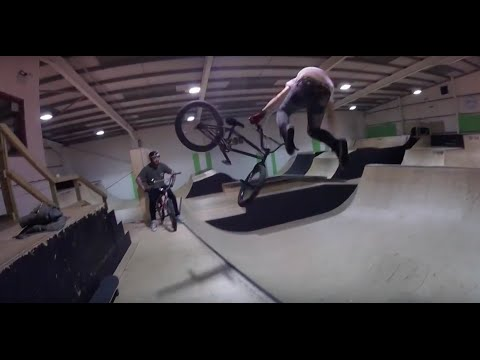Mark Webb: Base Skate Park Private Session With Sheppy