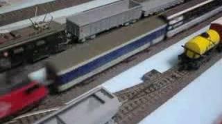 Modellbahn SBB InterCity 02