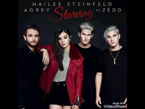 Hailee Steinfeld - Starving ft Zedd & Grey...
