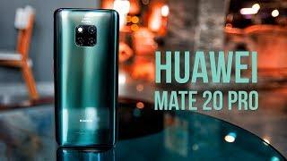 Huawei Mate 20 Pro: Ăsta e Bossul? 😎  (Review în Română)