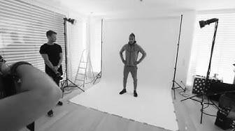 André Josselin x Pierre Emerick Aubameyang - Behind The Scenes w/ Nike & JD Sports