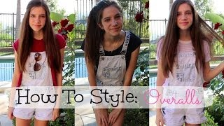 How I Style: Overalls! Thumbnail