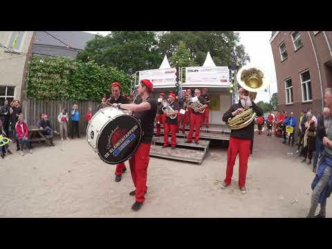 Dweilorkest De Klankentappers Uden Kerkhofsteeg Dweilorkestendag Groenlo 30 Mei 2019 Gld NL