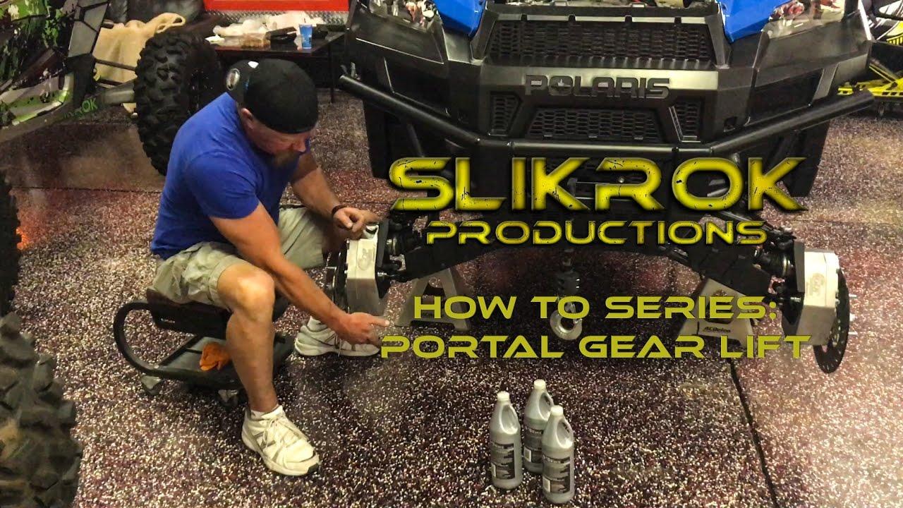 How To Install Satv Portal Gear Lift Rzr Ranger 4 6