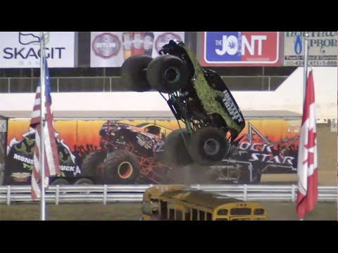 Straight Up Racing Freestyle & Post show@ Monster Slam 16
