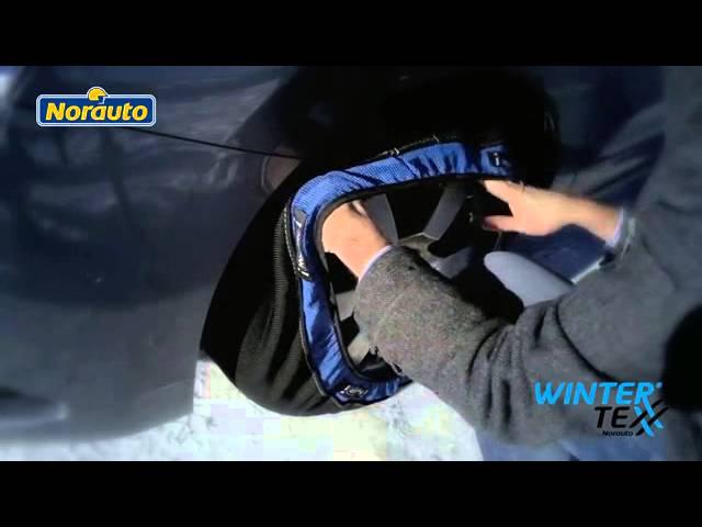 chaussettes a neige norauto wintertex