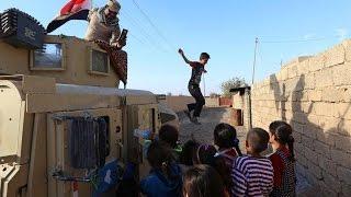 أخبار عربية - القوات العراقية تحرر حيي التحرير وعدن شرق الموصل