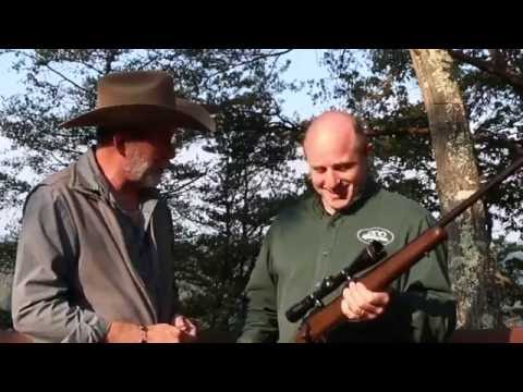 Remington American Wilderness Rifle