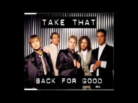 Take That - Back For Good (Radio Mix) HQ