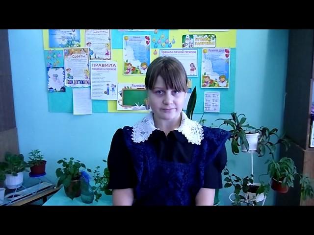 Изображение предпросмотра прочтения – ВикторияШананина читает произведение «Я колени преклоняю перед людскою добротой» О.Посоховой