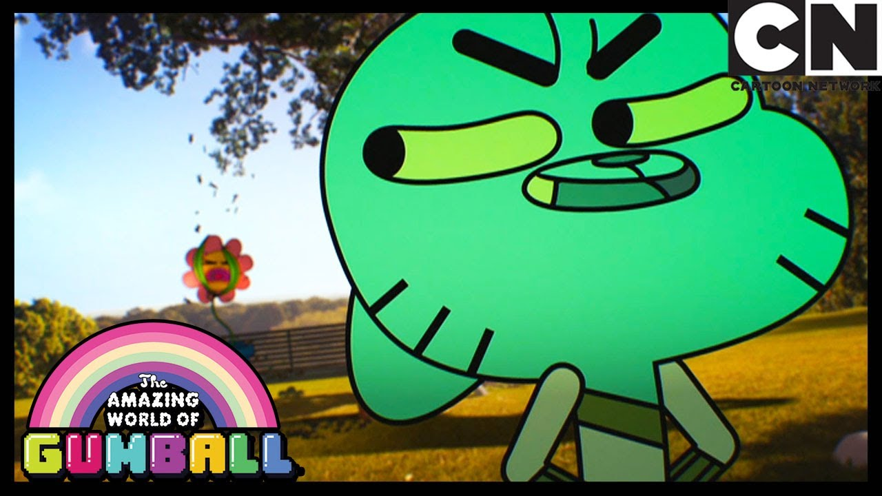 Kwiatek | Niesamowity świat Gumballa | Cartoon Network