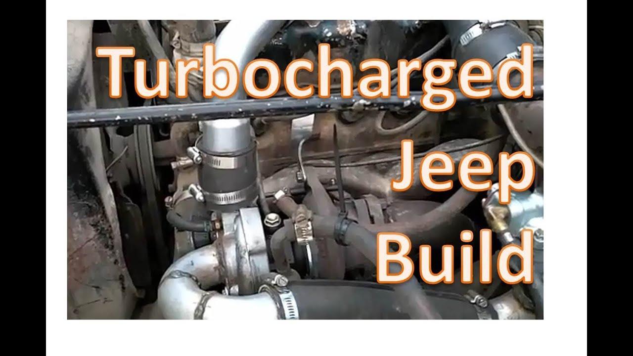 jeep 4.2 l turbo kit