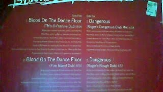 MICHAEL JACKSON DANGEROUS CLUB MIX