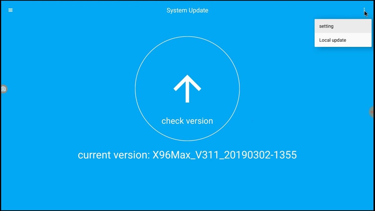 X96 Max (update option)