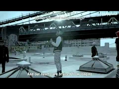 Big Bang - Blue MV [English subs + Romanization + Hangul] HD