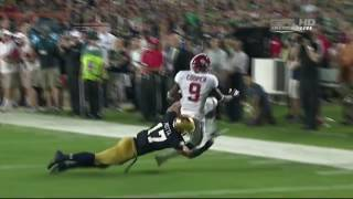 BCS National Championship, 2013 (in under 33 minutes)