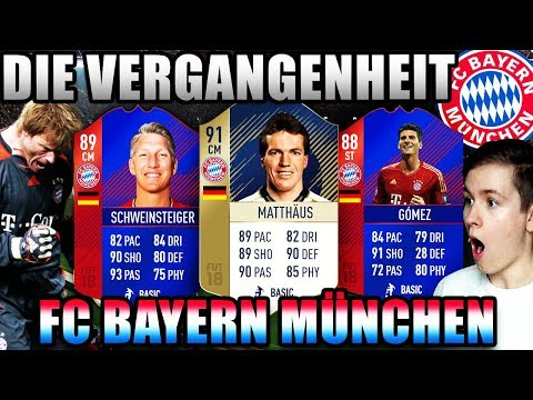 FIFA 18: Einfach nur Legendär! DIE VERGANGENHEIT - Bayern München🔥⛔️ - Ultimate Team - Icon Matthäus