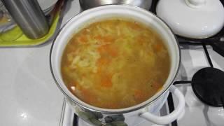 """Суп """"Щи"""" из свежей капусты!"""