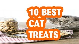 10 best Cat treats for 2019
